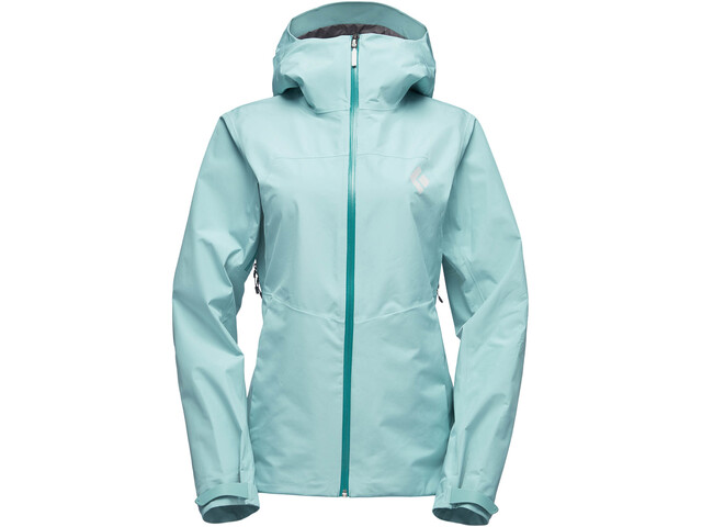 Black Diamond Liquid Point Shell Jas Dames, alpine lake